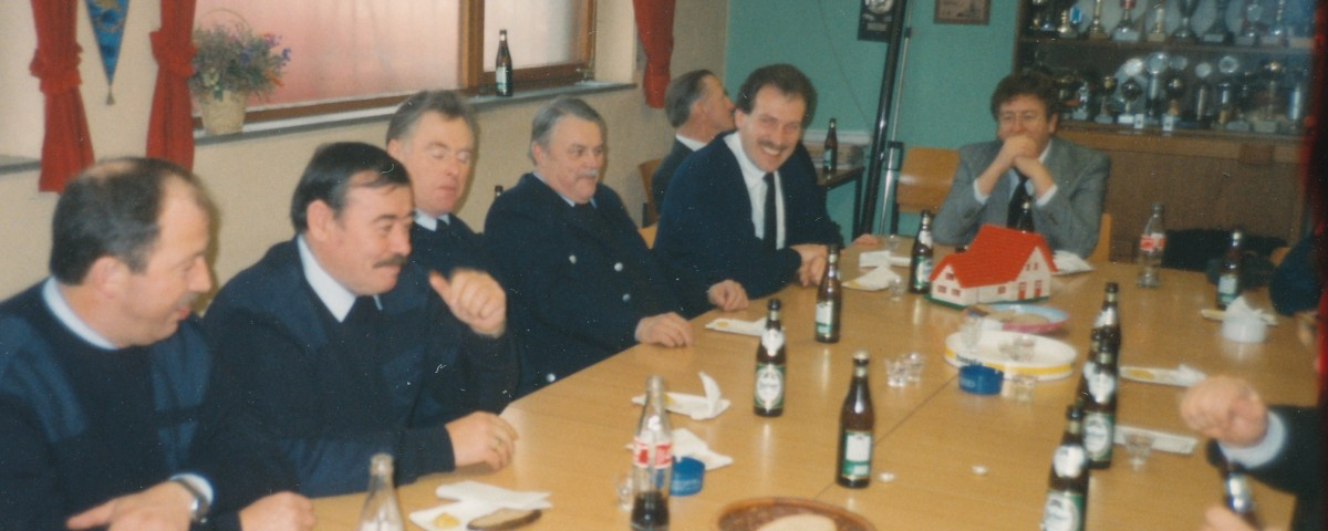 1991 - Jahreshauptversammlung